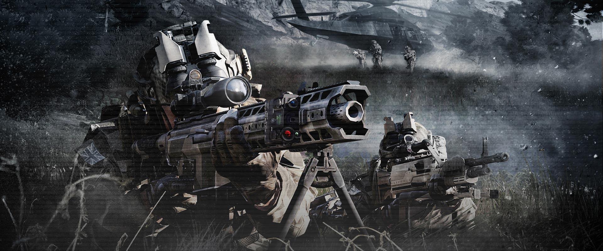 Wall Unit Designs Marksmen Arma 3
