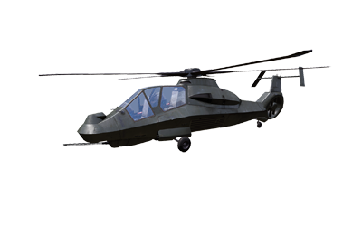 AH-99 Blackfoot attack helicopter