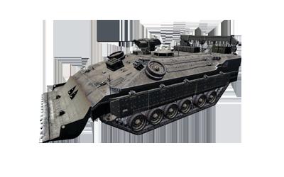 CRV-6e Bobcat tracked engineering vehicle