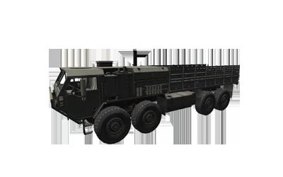HEMTT truck variants