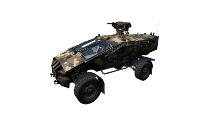 Ifrit MRAP variants