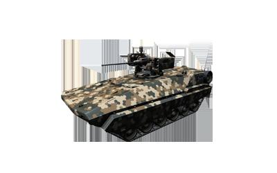 BTR-K Kamysh tracked IFV