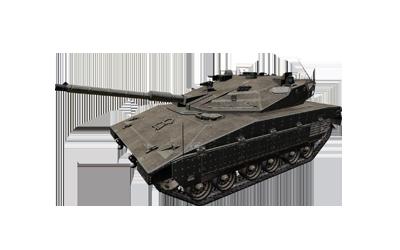 M2A1 Slammer tank