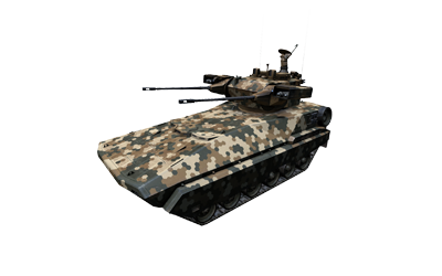 ZSU-39 Tigris tracked IFV AA
