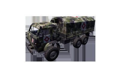 Zamak truck variants