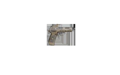 4-Five .45 pistol