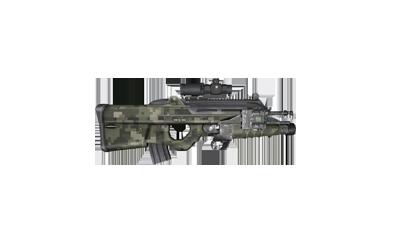 Mk.20 assault rifle variants
