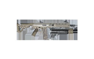 MX assault rifle variants