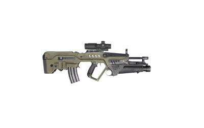 TRG assault rifle variants