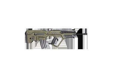 TRG assault rifle variants