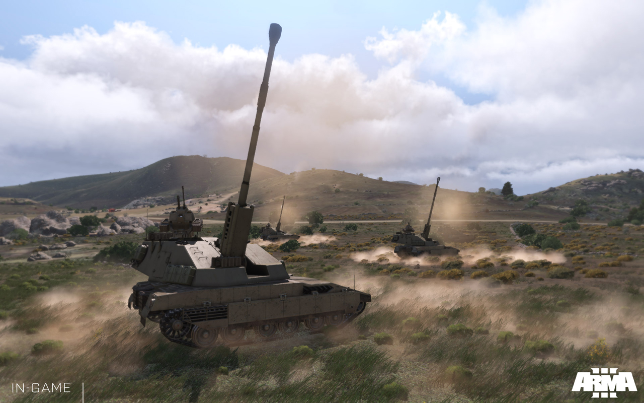 REPORT IN! LUKAS HALADIK – SANDBOX DESIGN | News | Arma 3