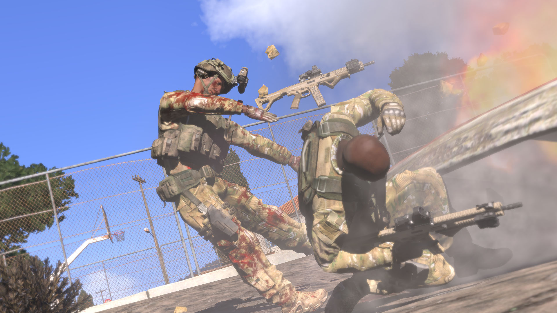 THIS IS WAR PHOTOGRAPHY | News | Arma 3