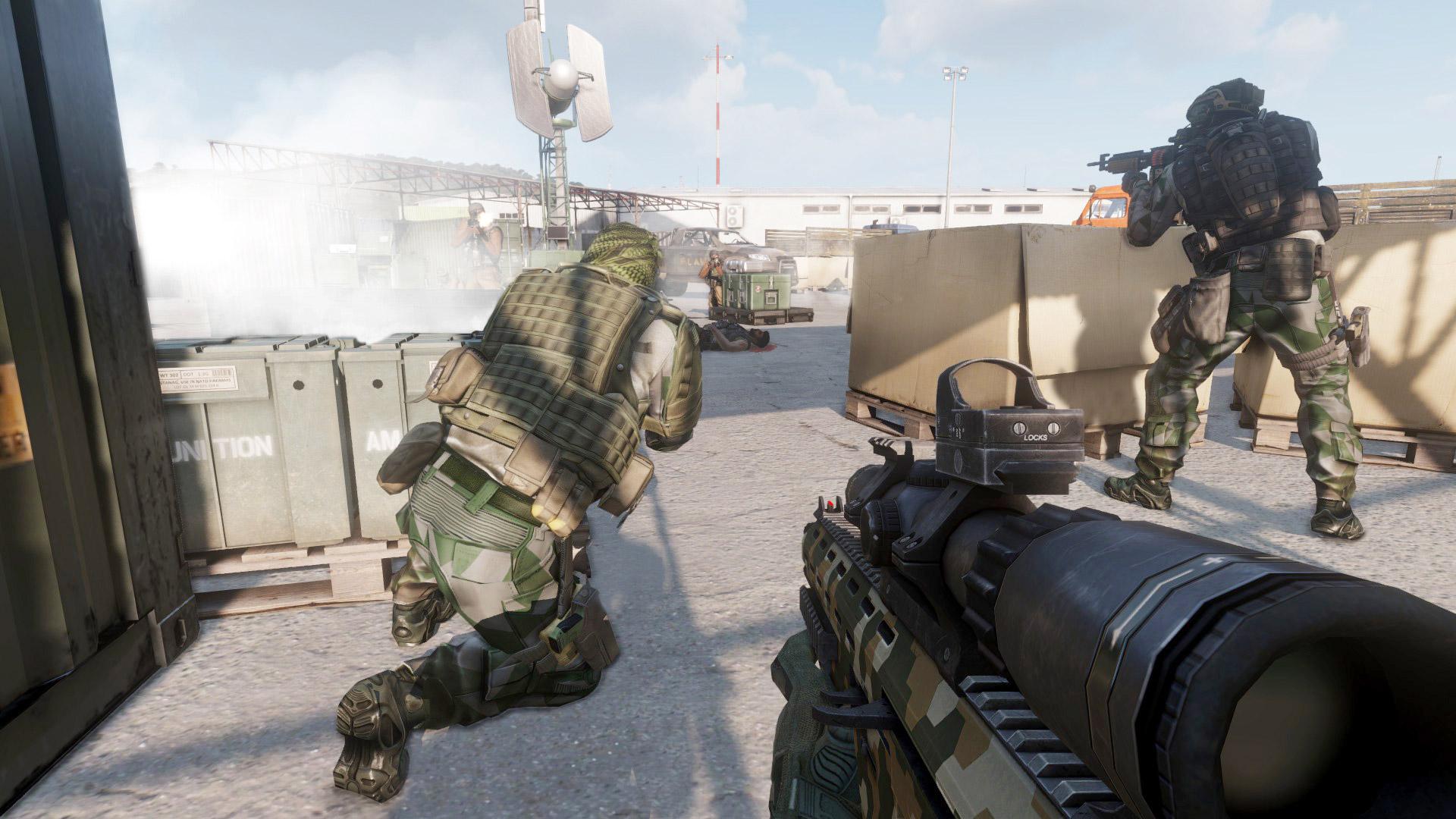 ARGO AND ARMA 3 MALDEN DLC NOW AVAILABLE   News   Arma 3