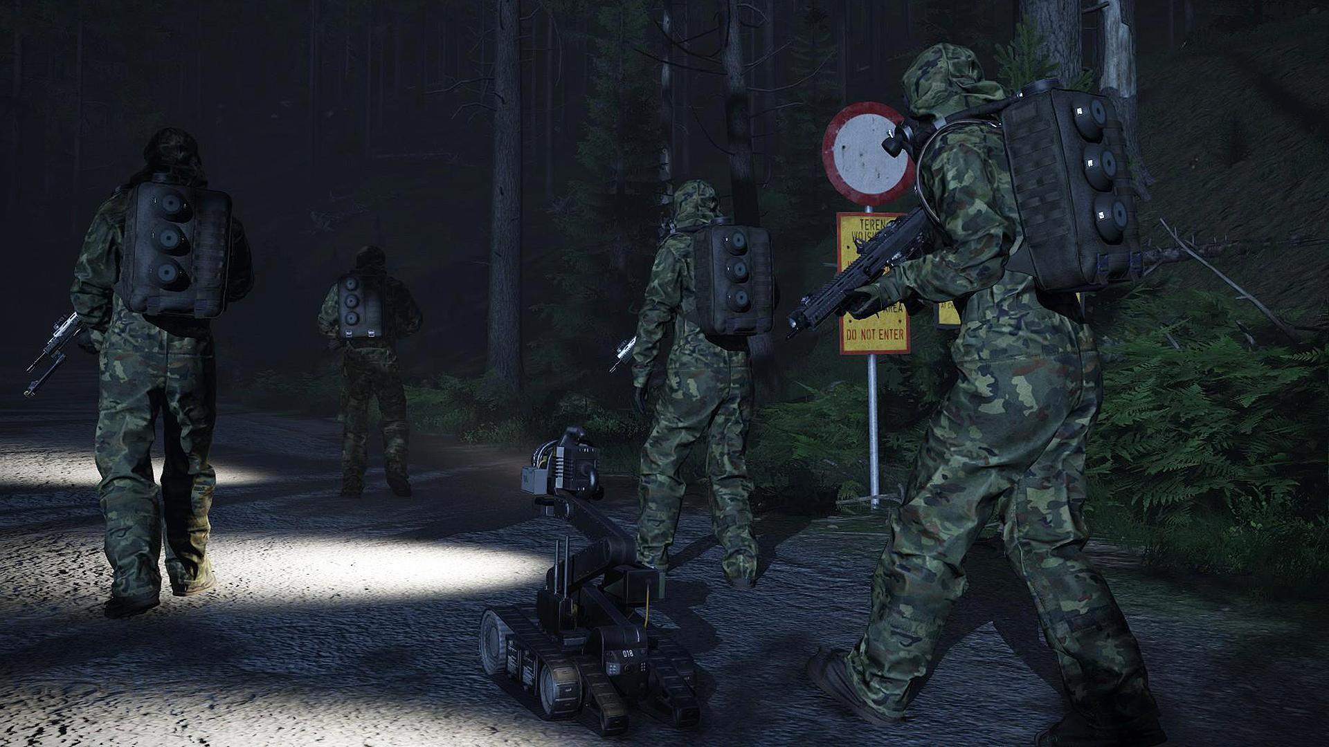 ARMA 3 CONTACT SANDBOX TRAILER | News | Arma 3