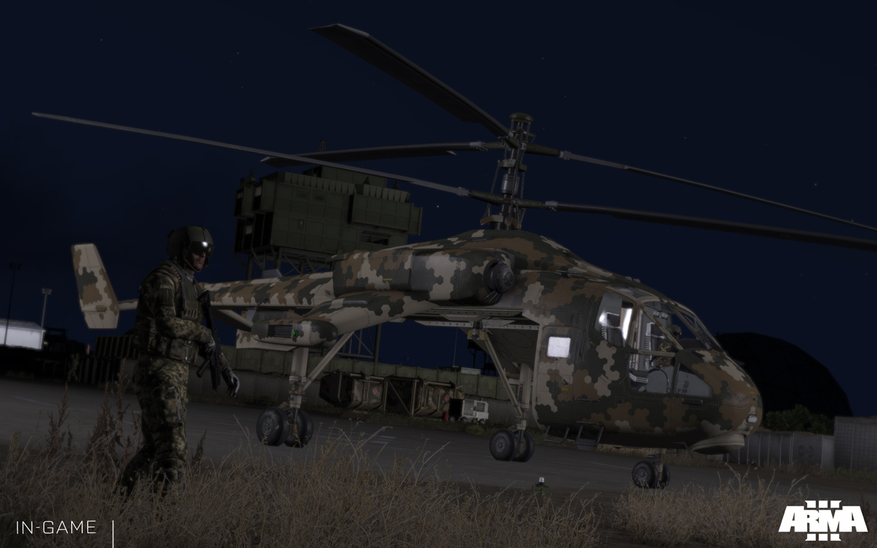 Helicopters | Arma 3