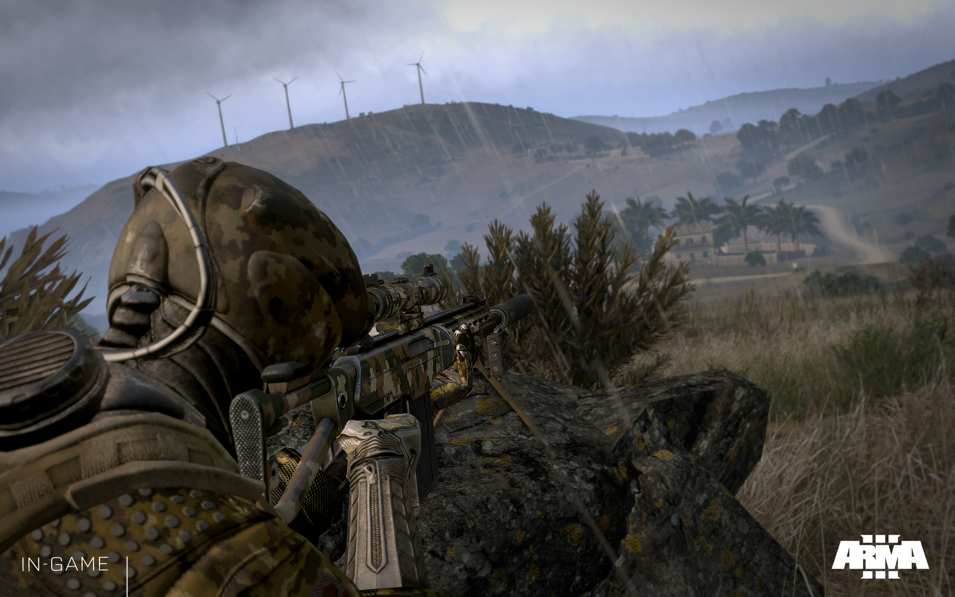 comment installer zombies arma 3