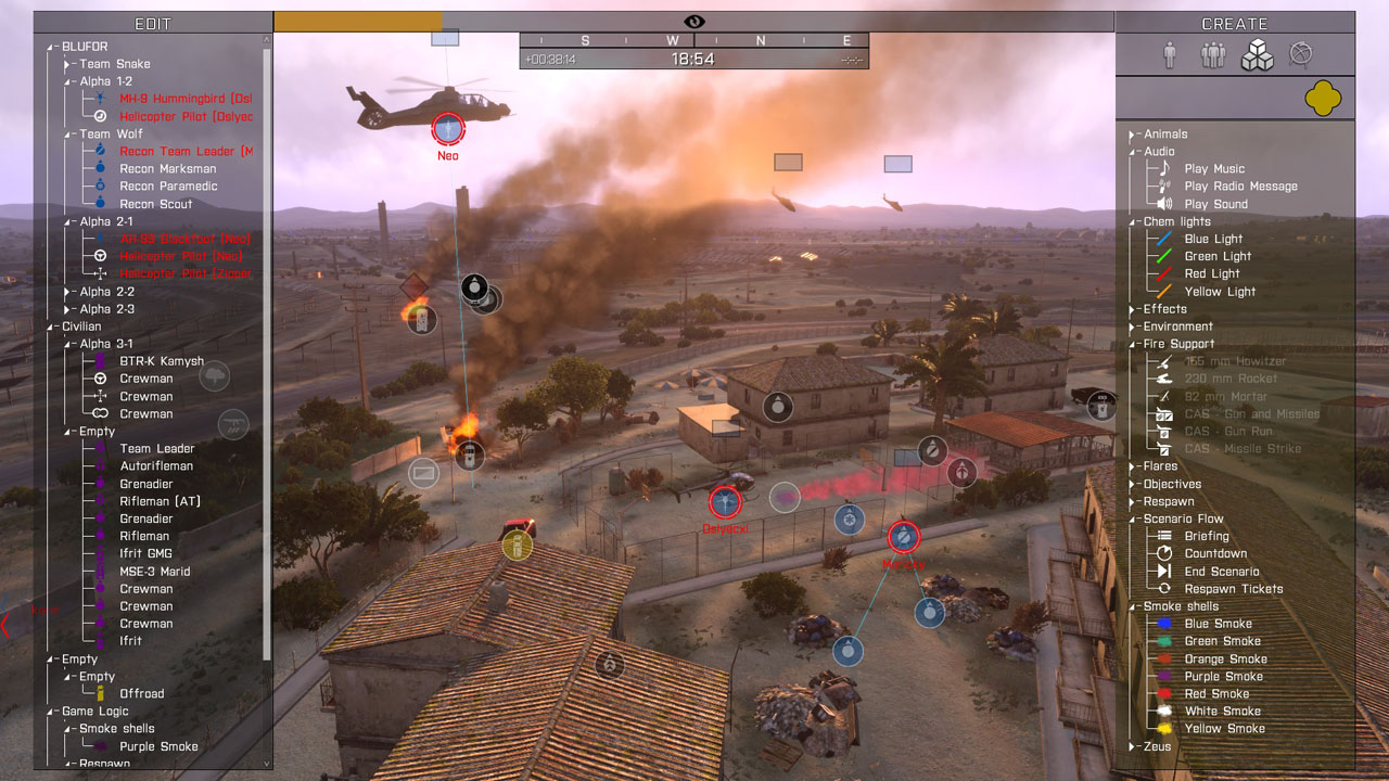 ARMA 3 ZEUS DLC NOW AVAILABLE | News | Arma 3