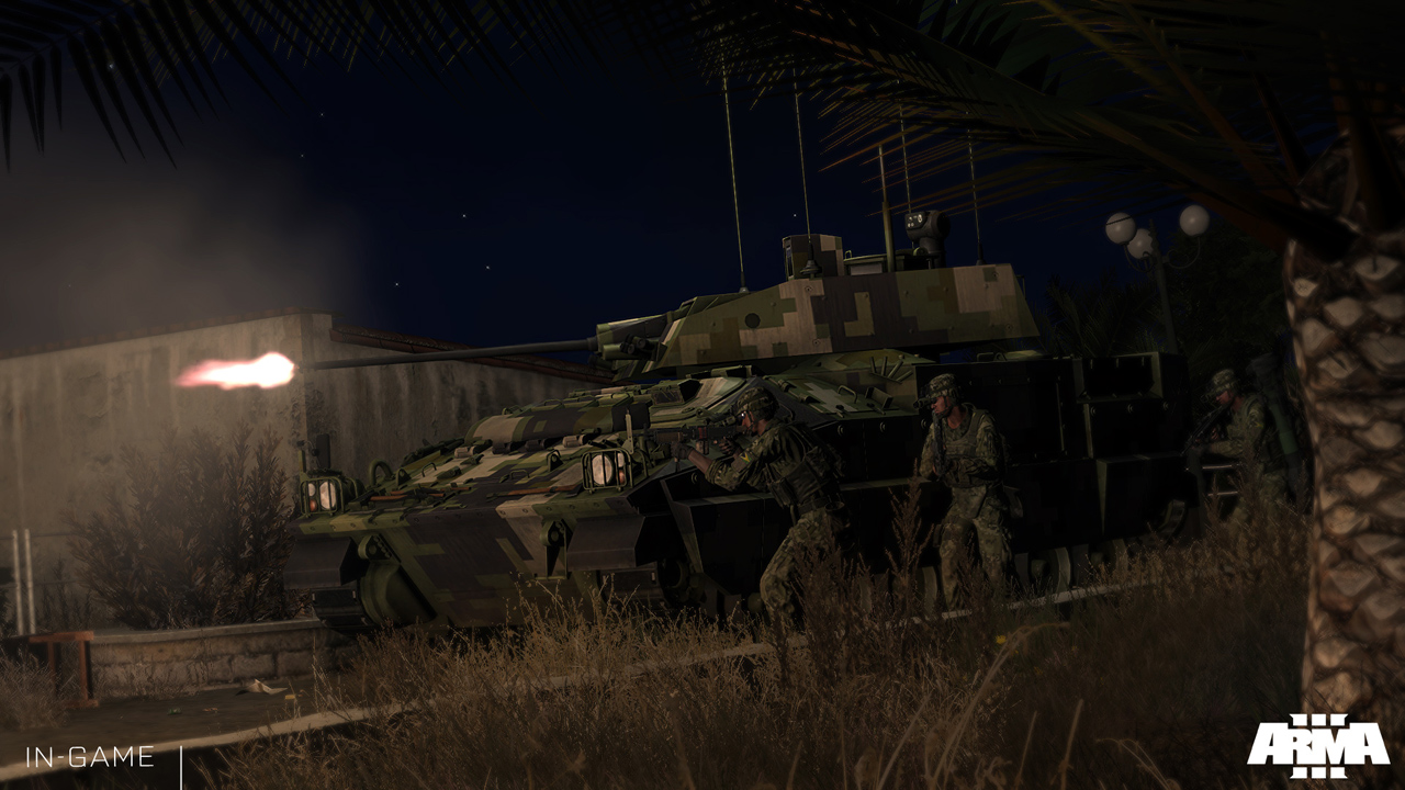 SECOND ARMA 3 CAMPAIGN EPISODE AVAILABLE ON JANUARY 21 | News | Arma 3