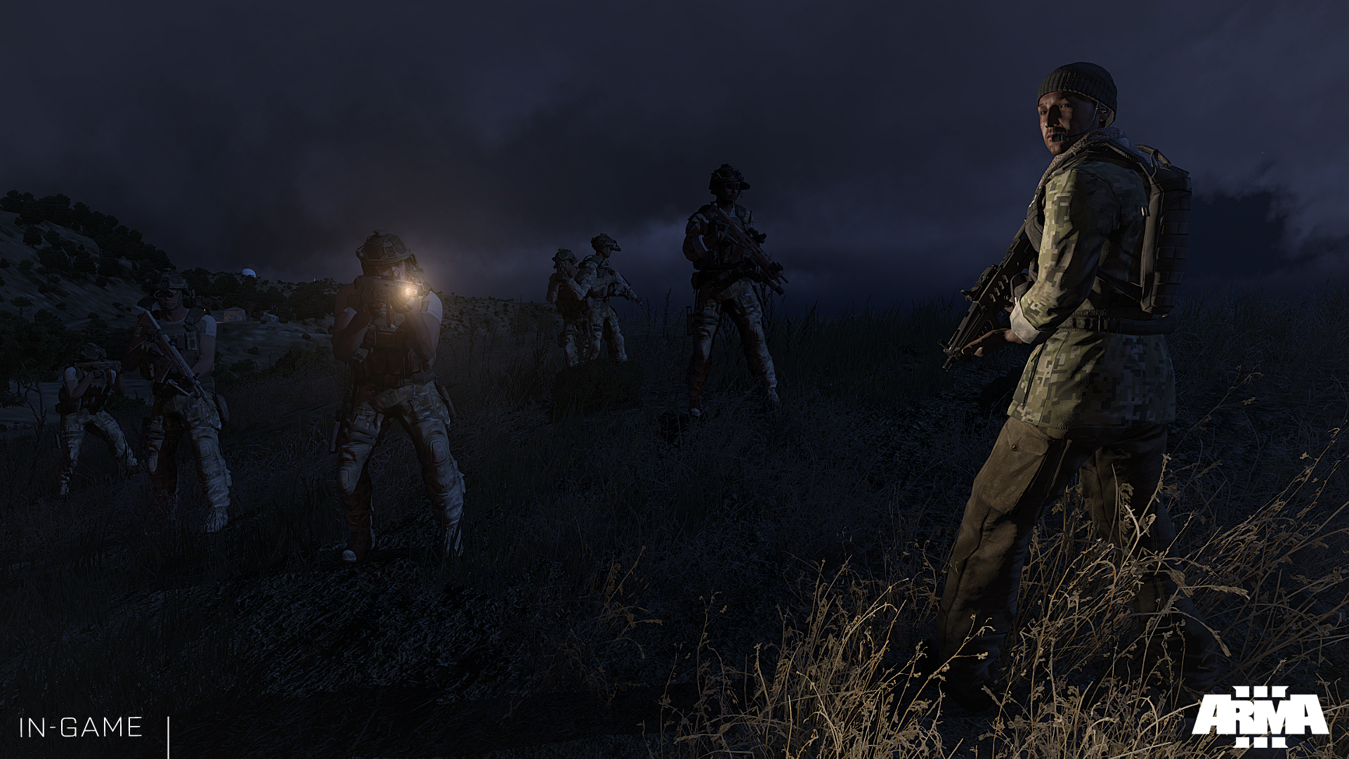 REPORT IN! THOMAS RYAN – CAMPAIGN | News | Arma 3