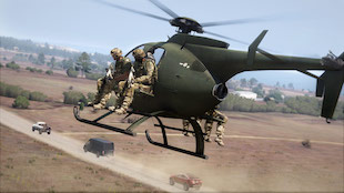 ART OF WAR CHARITY PACK для ARMA3