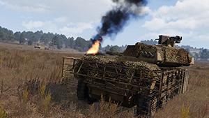 Tanks DLC для ARMA3 выходит уже завтра!