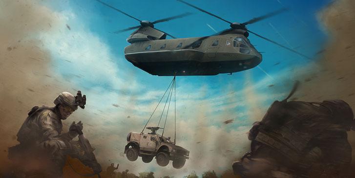 ARMA 3 HELICOPTERS DLC | News | Arma 3