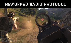 Reworked radio protocol